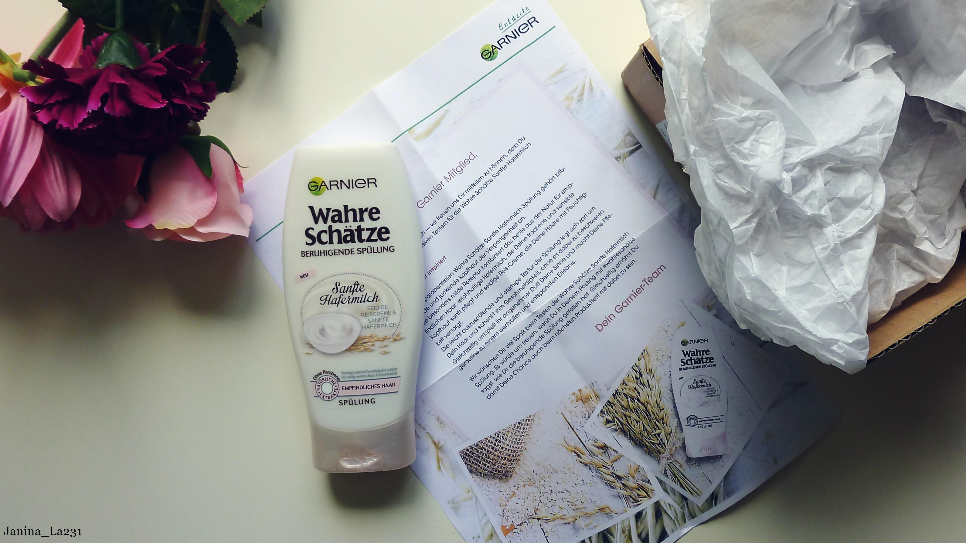 Wahre Schätze – Sanfte Hafermilch | Review