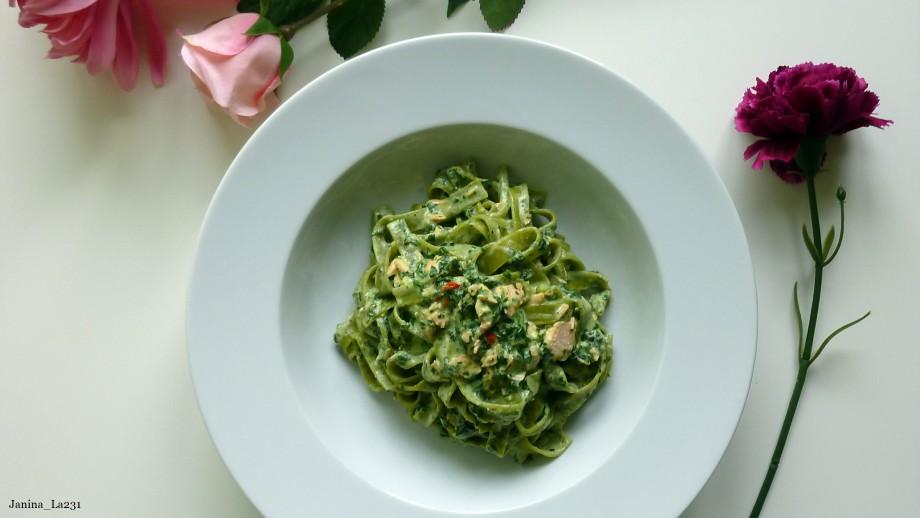 Pasta mit Lachs | Kochen