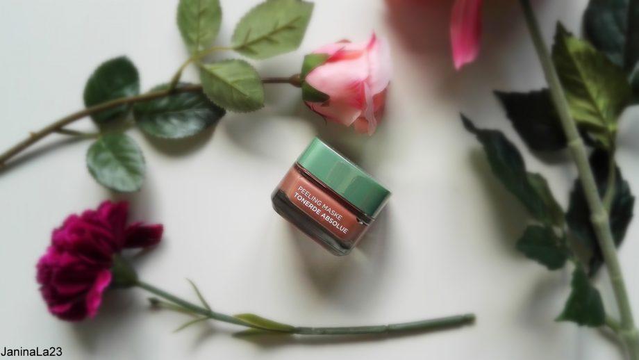 L'Oréal Tonerde Peeling Maske | Beauty